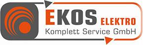 Ekos Elektro | Elektriker Salzburg | Thalgau | Elektro-Installationen Logo